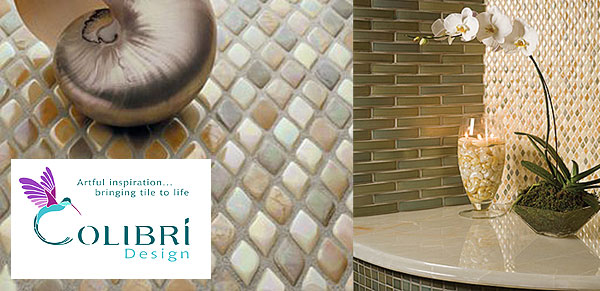 Artful inspiration... bringing tile to life ● Please click here to visit our Sponsor Wensite