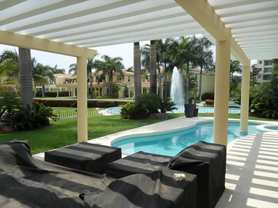 Large Terrace and Private Pool