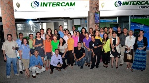 Intercam new bank branch located in Downtown Puerto Vallarta